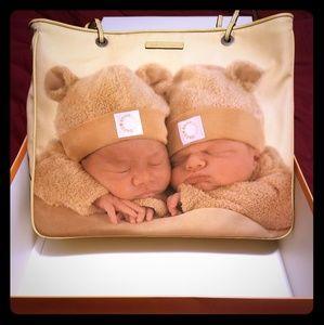 Handbags - Anne Geddes NIB Diaper Bag